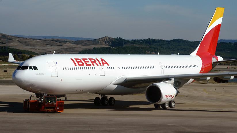 La aerolínea española Iberia reafirma su apuesta por Cuba a pesar del bloqueo de EE.UU.