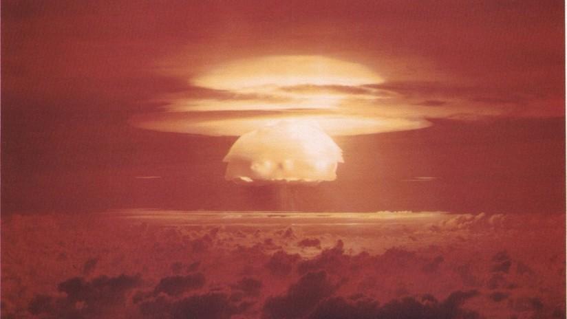 Encuentran huellas de explosiones nucleares en la fosa más profunda del Océano