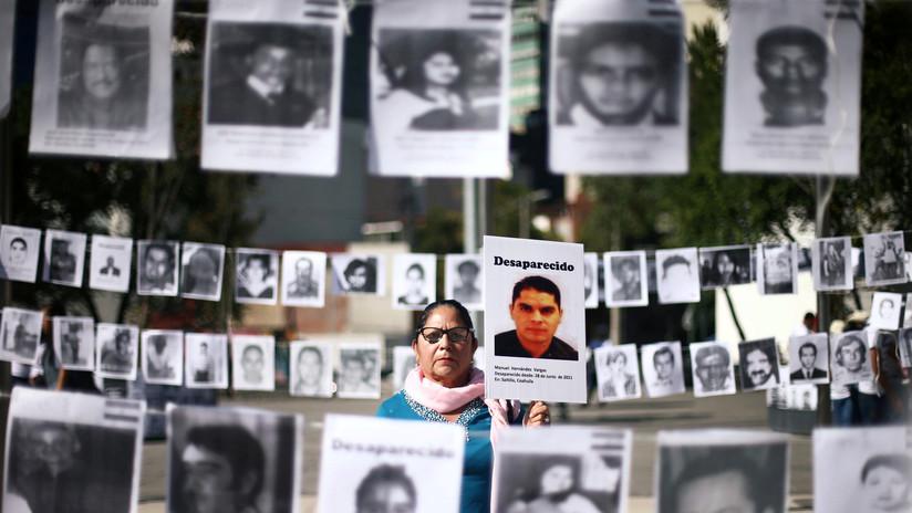"""""""Mientras tenga vida te seguiré buscando"""": El grito de las mujeres mexicanas en el Día de las Madres"""