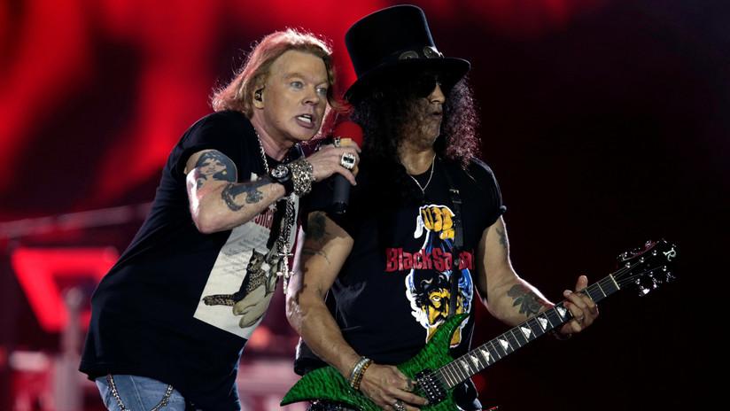 La banda Guns N' Roses demanda a una cervecería por supuesta infracción de marca registrada