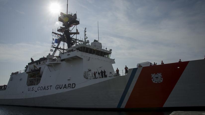 La Armada de Venezuela anuncia la expulsión de un buque de la Guardia Costera de EE.UU. de sus aguas