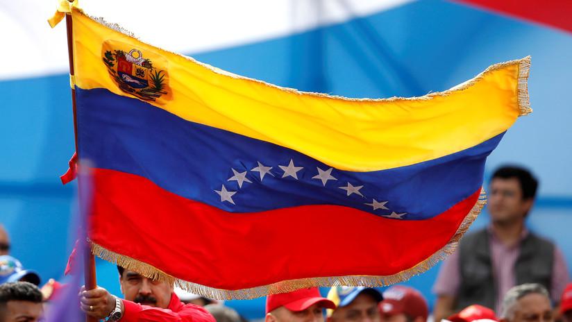 AUDIO: La conversación en que la Armada venezolana exigió al buque de la Guardia Costera de EE.UU. abandonar sus aguas