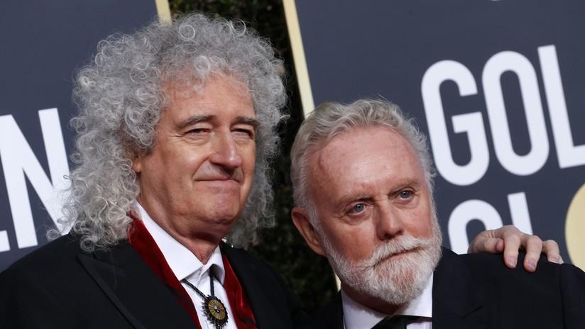 Brian May: Queen no ganó ni un peñique con Bohemian Rhapsody