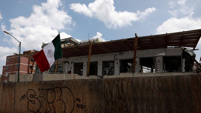 Capturan en México a la directora del colegio donde murieron 19 niños tras su colapso por el fuerte sismo de 2017