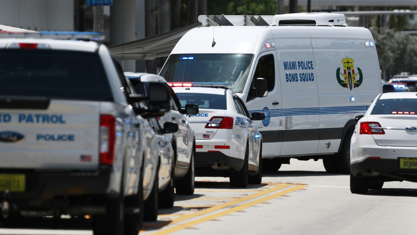 Un muerto tras tiroteo cerca de un hotel Trump en Florida