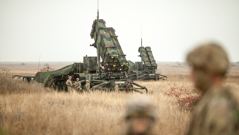 """Las fuerzas que ha desplegado EE.UU. en Oriente Medio en su """"guerra psicológica"""" contra Irán"""