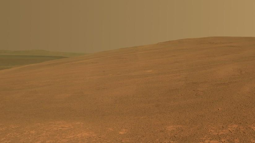 Descubren el mecanismo que acabó con ríos y un océano en Marte