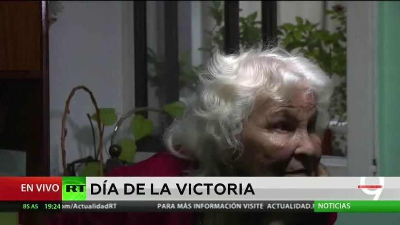 Sobreviviente de la Segunda Guerra Mundial cuenta los duros momentos que vivió