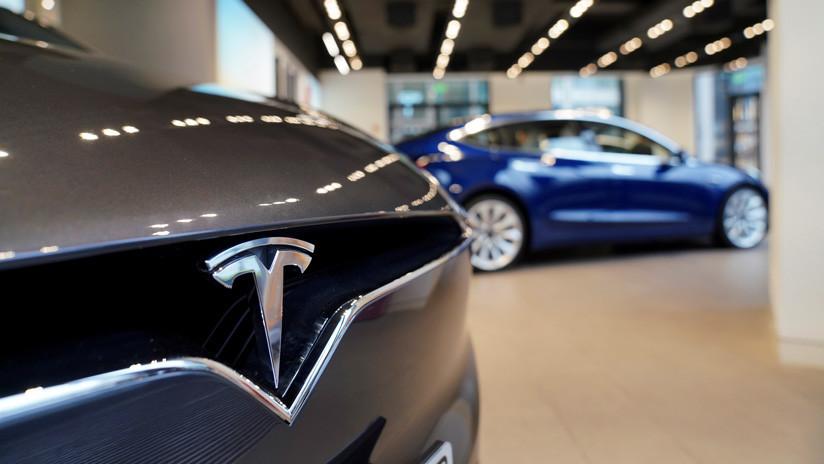 Hallan por vez primera un Tesla Model Y en plena calle (FOTO)