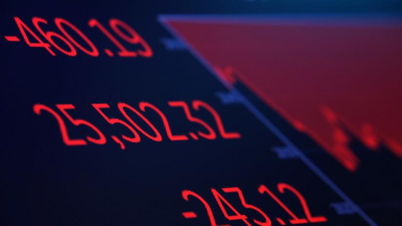 Las sanciones de China a EU desplomaron las acciones en Wall Street