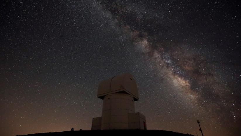 Encuentran rastros de una posible fusión de la Vía Láctea con otra galaxia