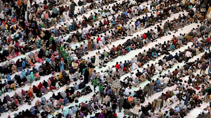 Así se celebra el Ramadán en los distintos rincones del planeta