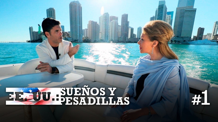 'Sueños y pesadillas' en Miami, corazón latino de EE.UU.