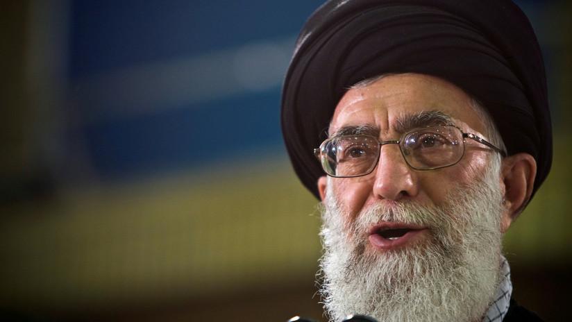 Líder supremo de Irán: Teherán no negociará sobre el acuerdo nuclear con Washington