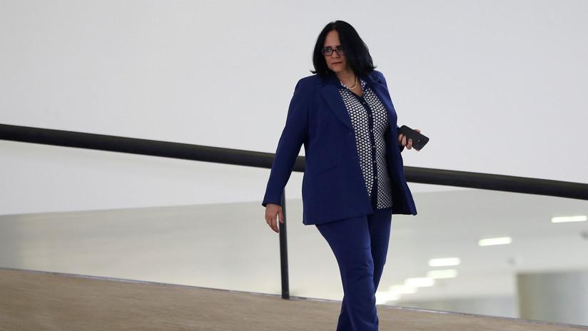 VIDEO: Ministra brasileña insinúa que 'Frozen' convierte a las niñas en lesbianas y la Red se burla de sus palabras
