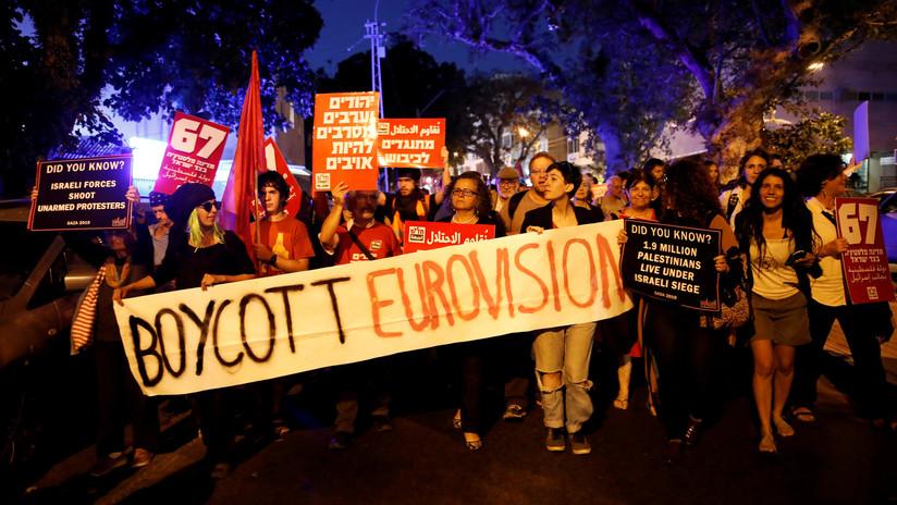 """""""Israel no es seguro, ¡ya lo verán!"""": 'Hackers' interrumpen la transmisión de Eurovisión con amenazas"""