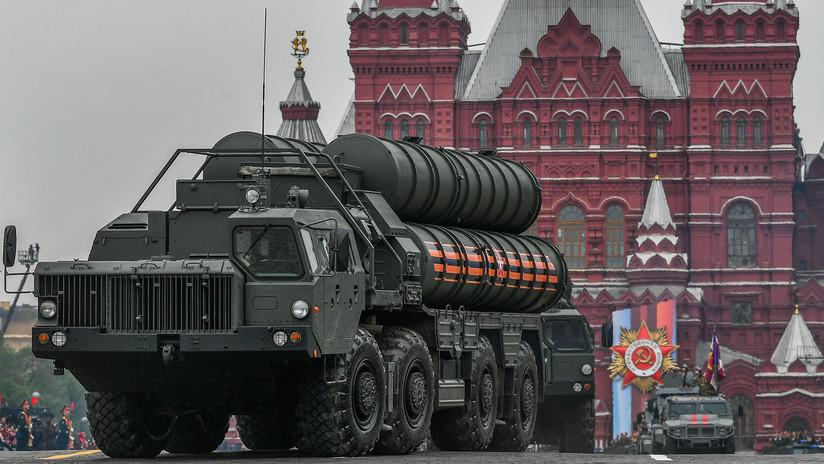 ¿Le funcionará?: EE.UU. cambia de táctica en relación a la India y su compra a Rusia del sistema S-400