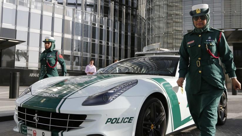 VIDEO: La Policía de Dubái suma un Maserati a su flota de patrullas de lujo