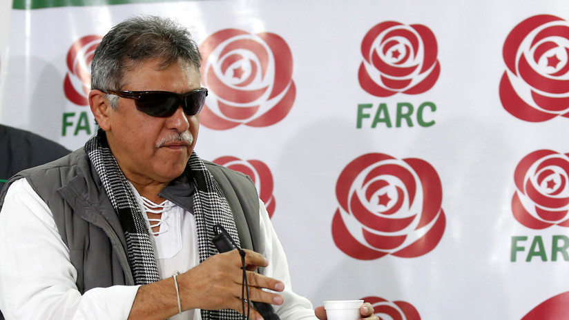 Justicia de Paz ordena libertad inmediata de líder de las FARC
