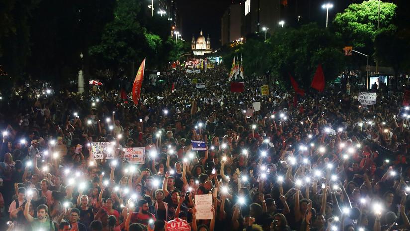 Brasil se paraliza en una huelga nacional de la educación: ¿cuáles son los reclamos?