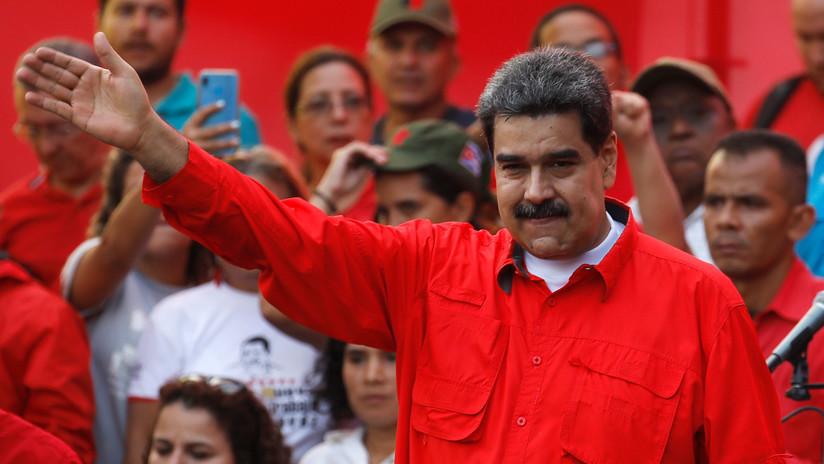Maduro rechaza la decisión de EE.UU. de suspender vuelos hacia Venezuela