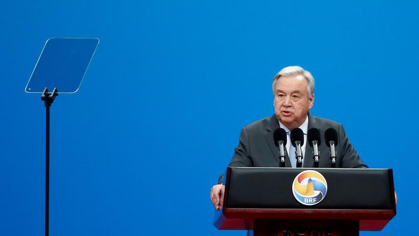 Posibles fugas radiactivas en el Pacífico preocupan al secretario general de la ONU