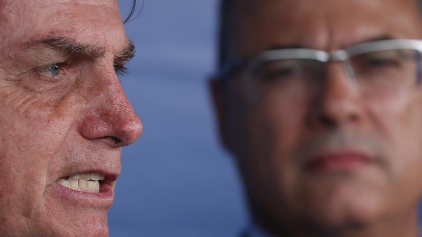"""Bolsonaro llama """"imbéciles"""" e """"idiotas útiles"""" a los estudiantes que protestan contra los recortes en educación"""