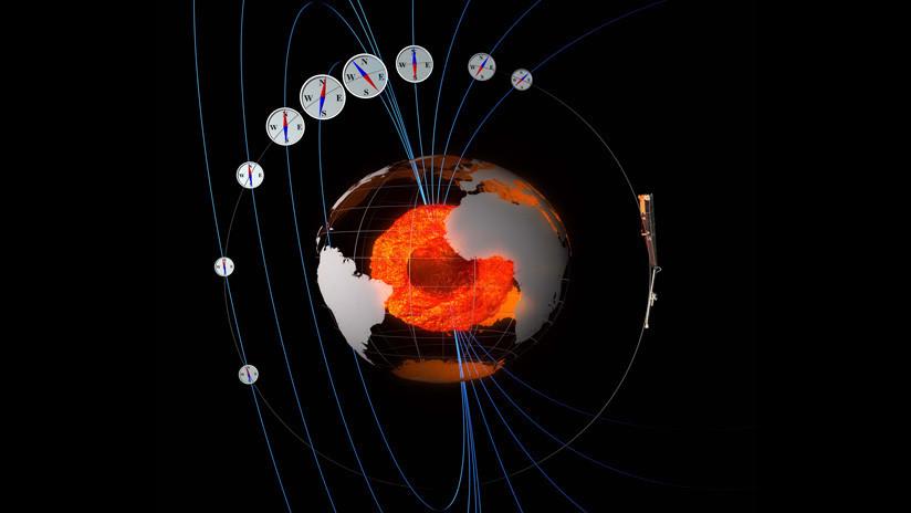 El polo norte magnético 'se muda' a Rusia: ¿Qué ocurre?