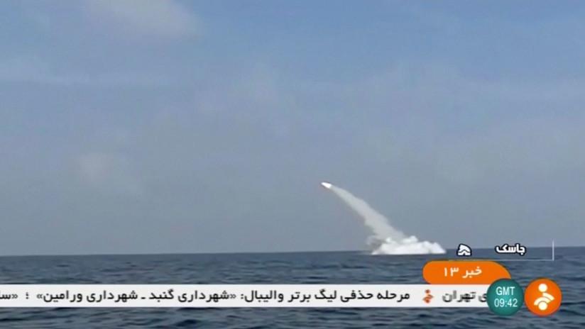 Comandante iraní: Los misiles de corto alcance de Irán pueden alcanzar los buques de EE.UU. en el golfo Pérsico