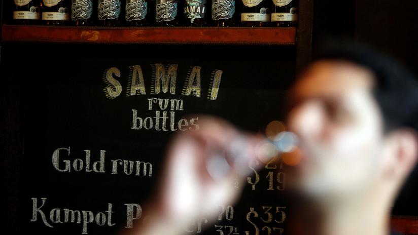 Varios países latinoamericanos, entre los que menos alcohol consumen