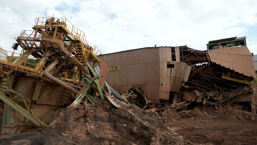 La empresa brasileña Vale advierte sobre un nuevo posible desastre