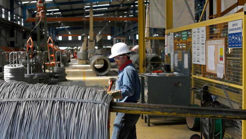 EE.UU. levanta los aranceles al acero y aluminio de México y Canadá