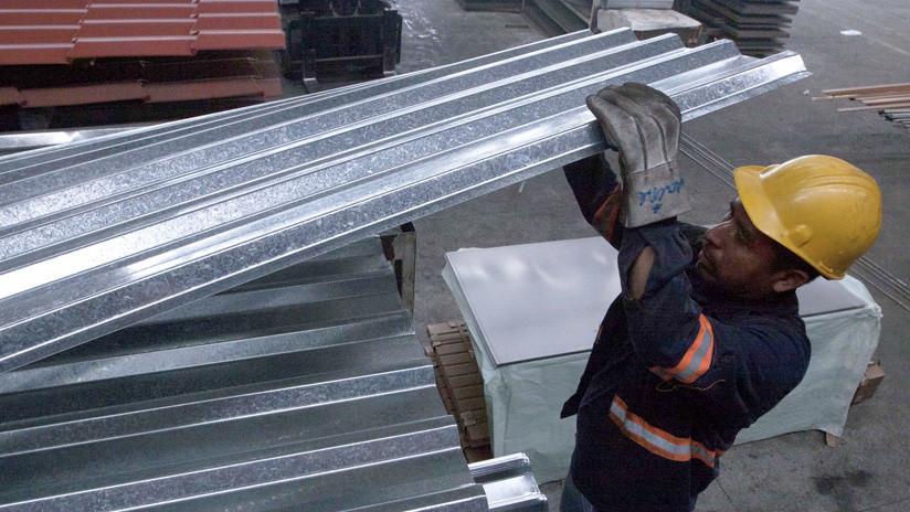 """México: Levantamiento de aranceles al acero y aluminio por parte de EE.UU. """"allana el camino"""" para la ratificación del T-MEC"""
