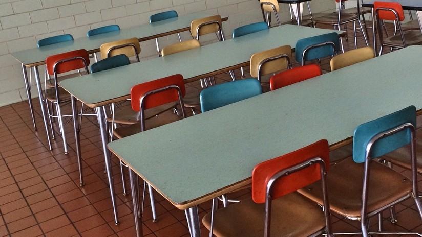 EE.UU.: Despiden a la empleada de un comedor escolar que dio comida ...
