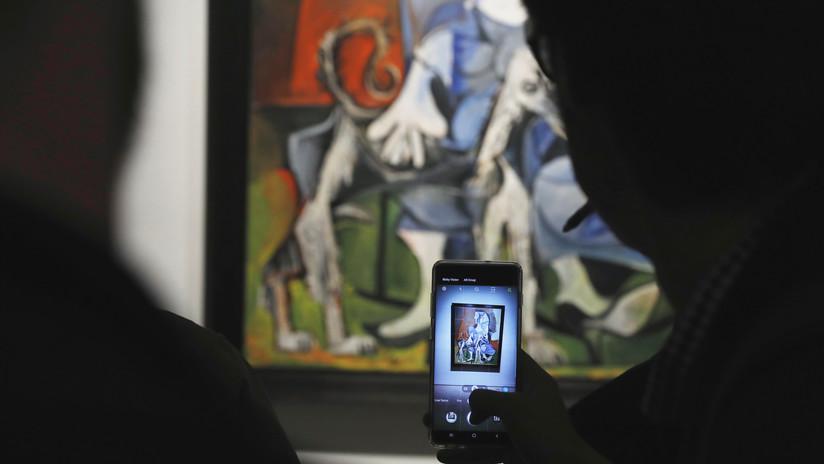 Un inglés pagó 300 dólares por un falso 'Picasso' que resultó ser genuino