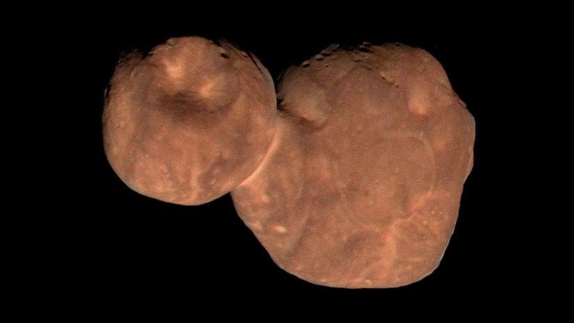 Revelan los primeros resultados de la exploración de Ultima Thule, el objeto más lejano jamás estudiado