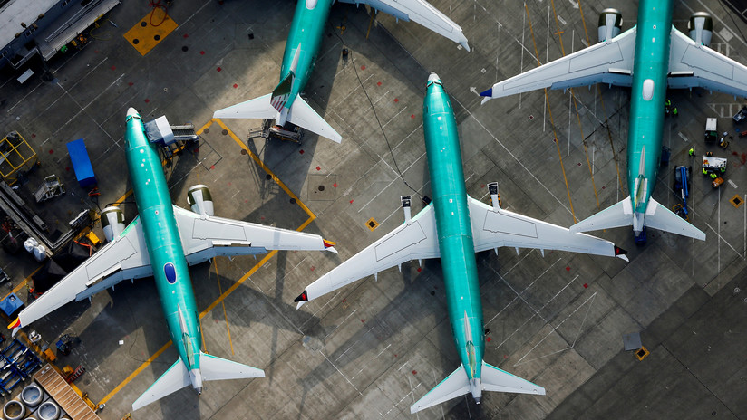Boeing reconoce fallas de 'software' en los simuladores de vuelo de los aviones 737 MAX