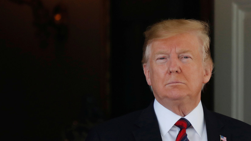 """Trump: """"Si Teherán quiere pelea, será el final oficial de Irán"""""""