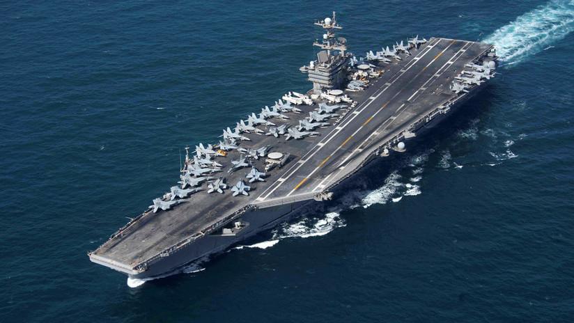 """Países árabes emprenden """"patrullas reforzadas"""" en el golfo Pérsico en coordinación con la Armada de EE.UU."""