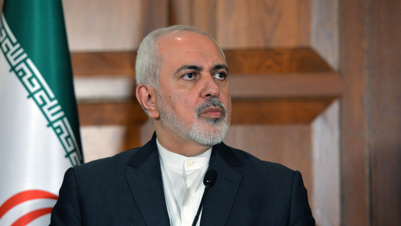 """Canciller iraní a Trump: """"Las burlas genocidas no acabarán con Irán"""""""