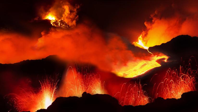 Descubren en las Bermudas un nuevo mecanismo de formación de volcanes