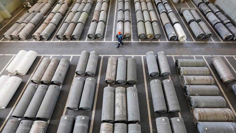Irán multiplica por cuatro su producción de uranio poco enriquecido