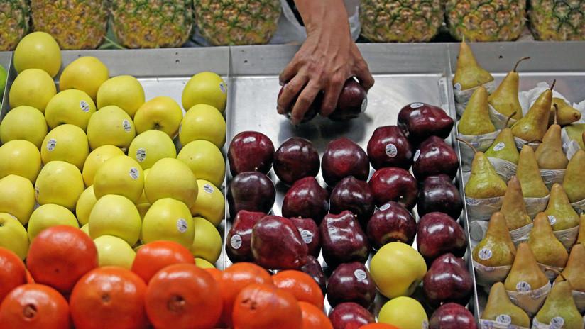 México 'abre sus puertas' a las manzanas y arándanos de EE.UU. tras la eliminación de los aranceles al acero y el aluminio
