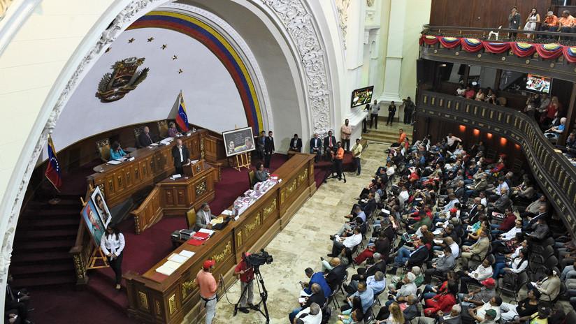 Asamblea Constituyente de Venezuela extiende su funcionamiento hasta el 31 de diciembre de 2020