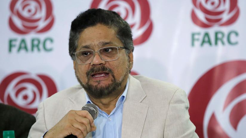"""Exgerrillero de las FARC Iván Márquez: """"fue un error haber entregado las armas a un Estado tramposo"""""""