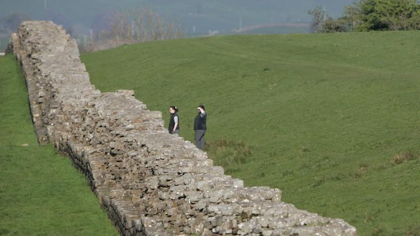 FOTOS: Colapsa la muralla romana que inspiró 'Juego de Tronos' por los turistas que buscan selfis
