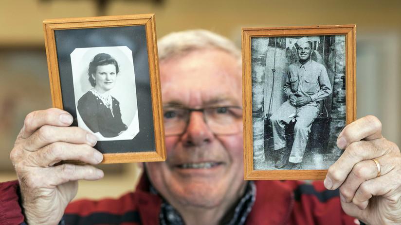 Una prueba de ADN reúne a dos hermanos de distintos países fruto de una historia de amor de la Segunda Guerra Mundial