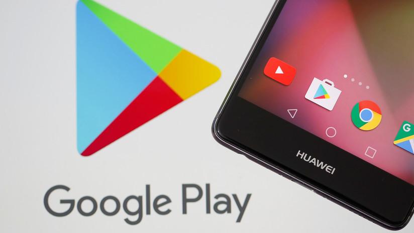 Google permite actualizar el 'software' y los parches de seguridad a los modelos existentes de Huawei para los próximos 90 días