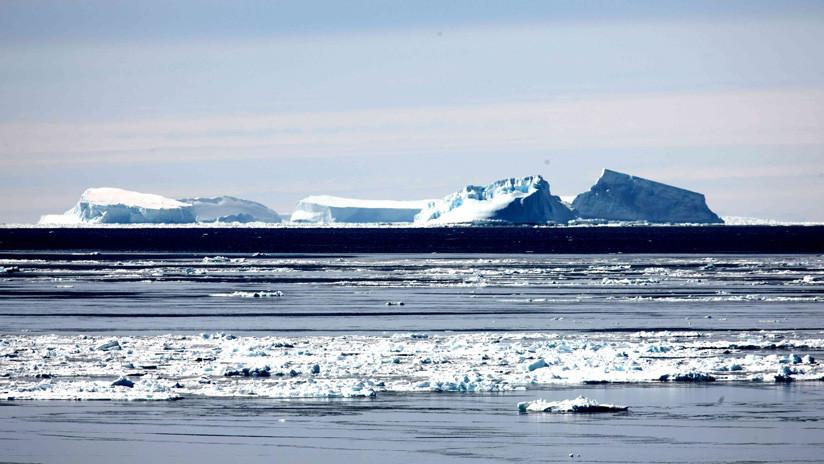 Advierten que la pérdida de hielo volvió inestable a una cuarta parte de la Antártida