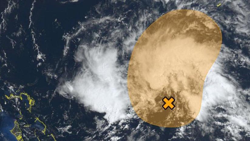 Se forma sobre el Atlántico la tormenta Andrea anticipando la temporada de huracanes